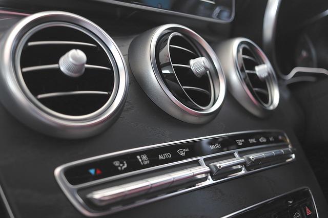 klimatyzacja samochodowa zasada działania